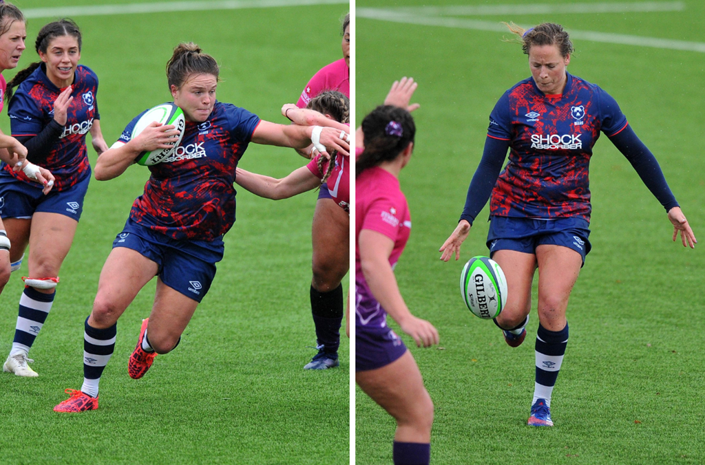 Bern and Reed named in Red Roses squad