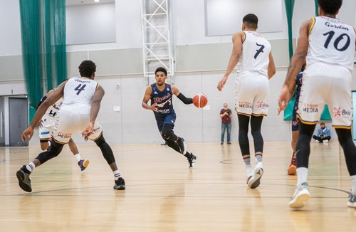 Highlights: Cheshire Phoenix 78-86 Bristol Flyers