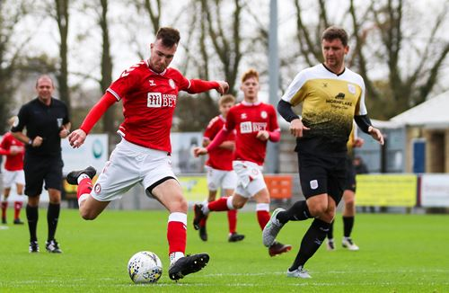 Under-23s secure home play-off draw as champions