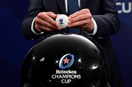 Champions Cup draw: in focus