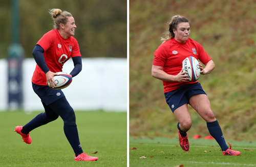 Reed and Bern start in Six Nations Finale