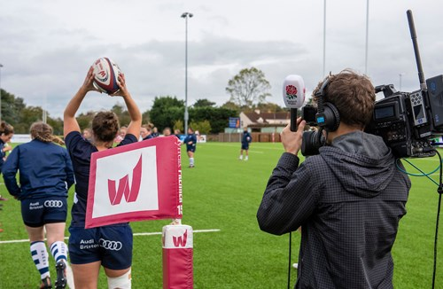 Bears Women's New Year fixture selected for Live Stream