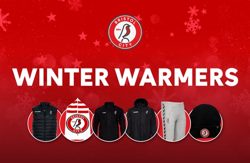 Winter Warmers range available now