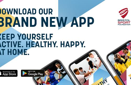 What's on the Bristol Sport Foundation App in December?