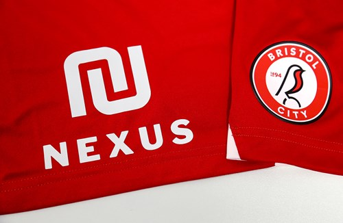 City welcome Nexus as new shorts sponsors