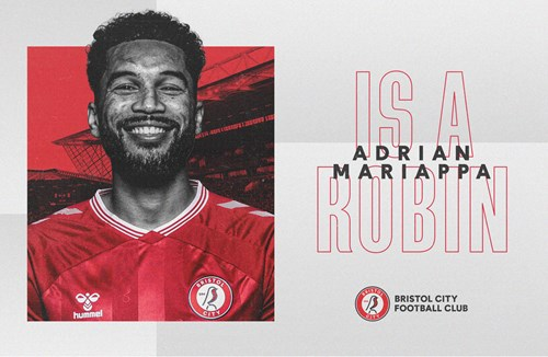 City sign Mariappa