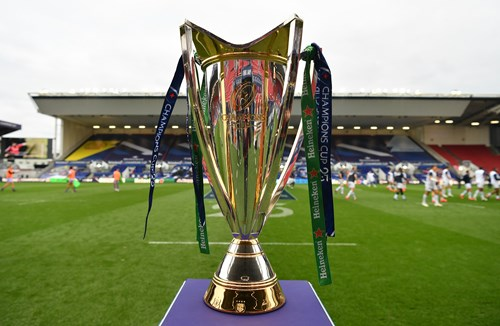 Bears' Champions Cup fixtures confirmed
