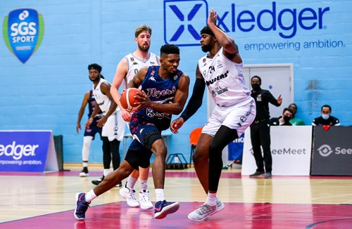 Report: Bristol Flyers 54-69 Plymouth Raiders