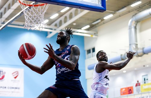 Highlights: Bristol Flyers 54-69 Plymouth Raiders