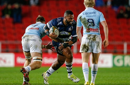 REPORT: Bristol Rugby 52-8 Bedford Blues