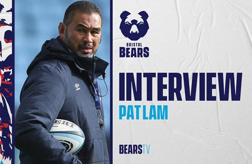 'Bears relishing huge challenge at the Ricoh' - Lam