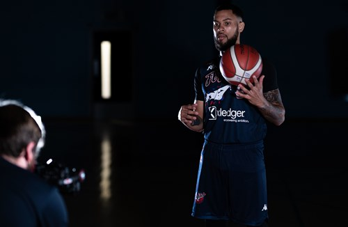 All Access - Teddy Okereafor's first day with Bristol Flyers
