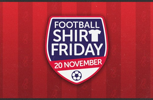 Pull on your City shirt and support Football Shirt Friday