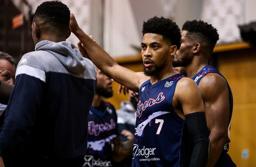 Highlights: Plymouth Raiders 65-78 Bristol Flyers