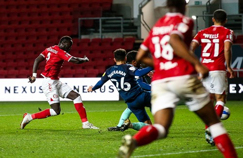 Report: Bristol City 1-0 Derby County