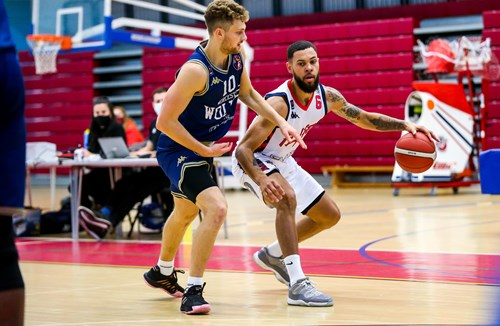 Report: Bristol Flyers 64-69 Worcester Wolves