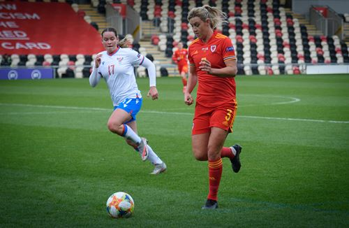 Wales call-up for Evans
