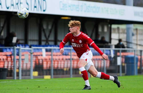 Report: Bristol City U23s: 3-1 Colchester United U23s