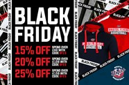 Take advantage of Flyers Back Friday discounts