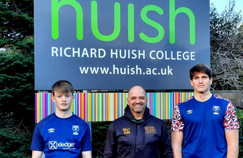Academy and Women announces exciting partnership with Richard Huish College
