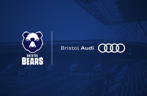 Bristol Audi continue longstanding partnership with Bears