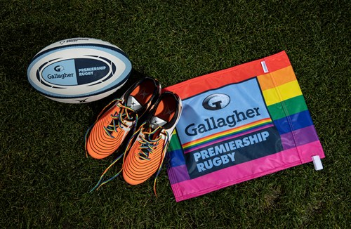 Rainbow Laces campaign backed by Bristol Bears