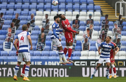 Highlights: Reading 3-1 Bristol City