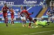 Report: Reading 3-1 Bristol City