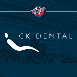 CK Dental logo