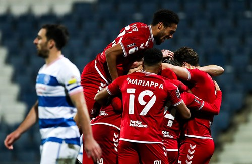 Highlights: QPR 1-2 Bristol City