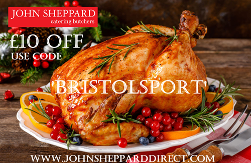 Christmas turkey delivered to your door
