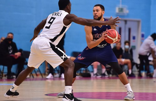 Report: Bristol Flyers 59-66 Manchester Giants
