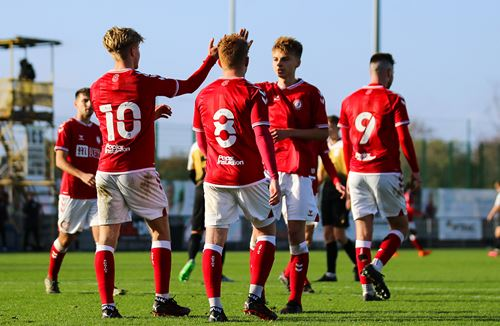 Young Robins enter FA Youth Cup third round