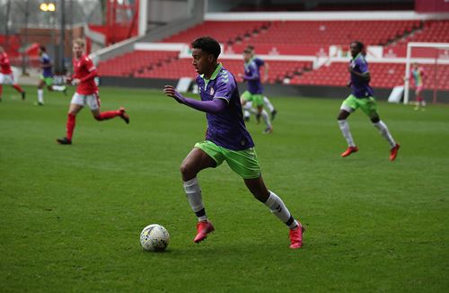 Young Robins set for last 16 clash