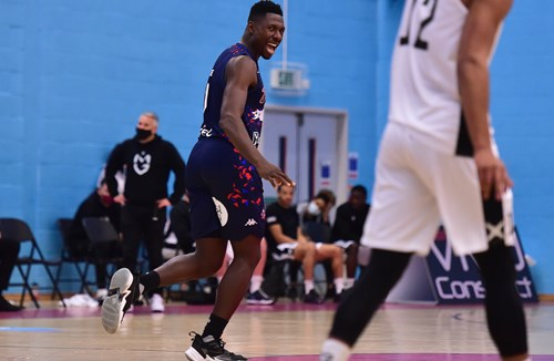 Highlights: Bristol Flyers 59-66 Manchester Giants