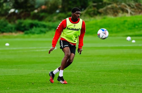 Bakinson thriving from first-team exposure