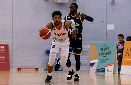 Highlights: Cheshire Phoenix 81-84 Bristol Flyers (OT)