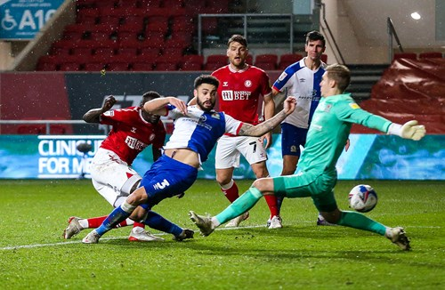 Report: Bristol City 1-0 Blackburn Rovers