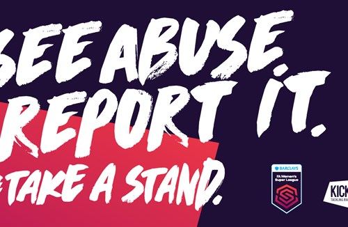 City Women support #TakeAStand campaign