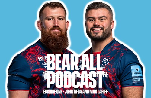 Bear All: the official club podcast returns