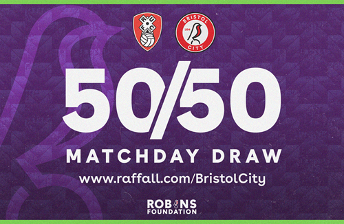 Win some Christmas cash with the Matchday Draw