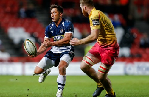 TEAM NEWS: Bristol Rugby vs London Welsh