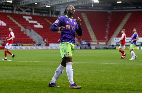 Report: Rotherham United 2-0 Bristol City