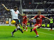 Report: Derby County 4-0 Bristol City