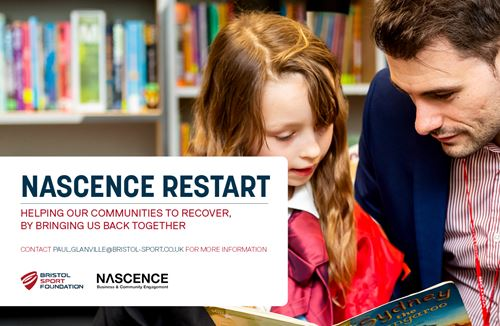 Burges-Salmon LLP Back Reading Recovery Programme