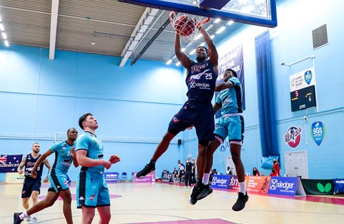 Highlights: Bristol Flyers 96-54 Glasgow Rocks