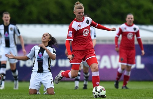 Ingle Departs Vixens For Liverpool