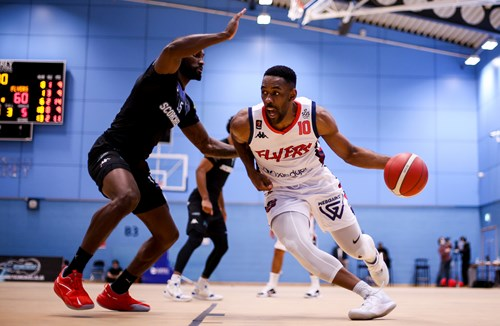Highlights: Surrey Scorchers 79-99 Bristol Flyers