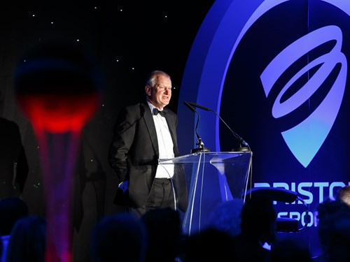 Stephen Lansdown Reflects On A Successful Year For Bristol Sport