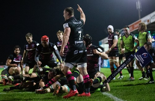 Report: Connacht Rugby 18-27 Bristol Bears